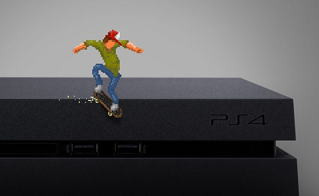 OlliOlli Rolling to PS4 and PS3