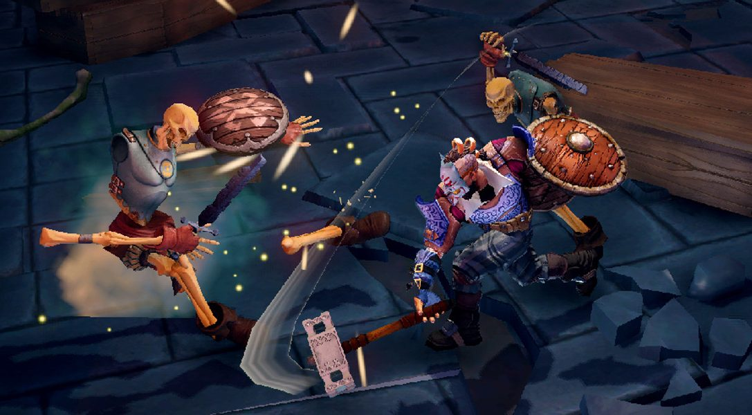Card game roguelike Hand of Fate coming soon to PS4 & Vita