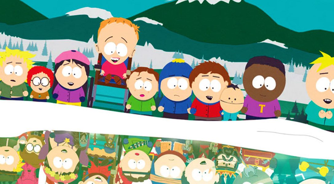New on PlayStation Store – South Park: The Stick of Truth, Dead Nation PS4, more
