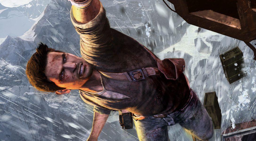 New PlayStation Store deals: God of War, Rain, Uncharted, more