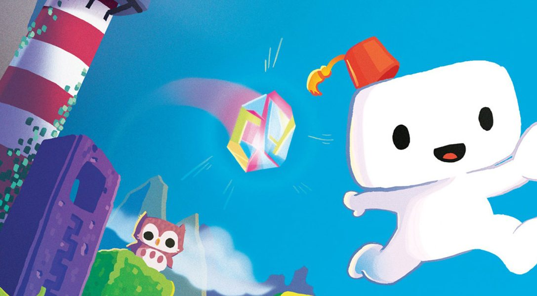 FEZ release date confirmed for PS3, PS4 and PS Vita