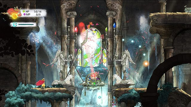 The First 2 Hours of Child of Light on PS4