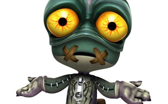 LittleBigPlanet Update: New Oddworld DLC this week