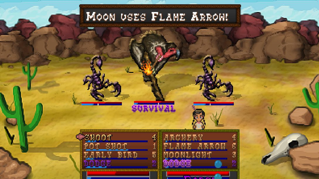 Wild West RPG Boot Hill Heroes Available Today on PlayStation Mobile