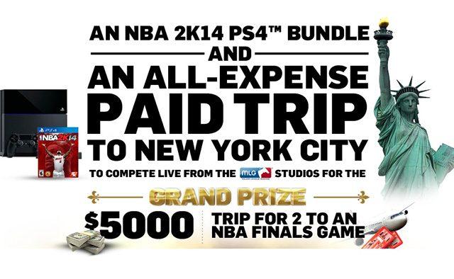 Watch NBA 2K Tournament Live This Saturday