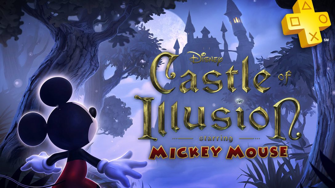 PlayStation Plus: Castle of Illusion Free for Members