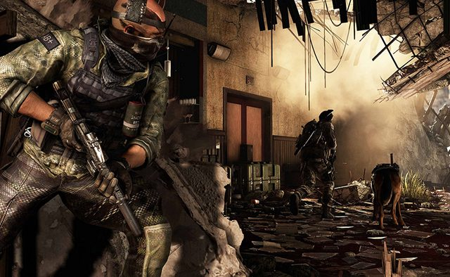 Call of Duty: Ghosts Multiplayer Demo Coming This Weekend