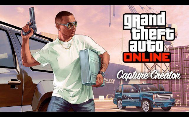 GTA Online Capture Creator Update Now Available