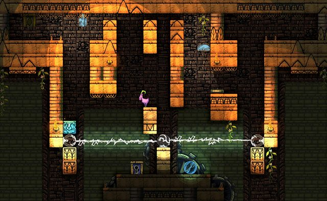 Escape Goat 2 Coming to PS4