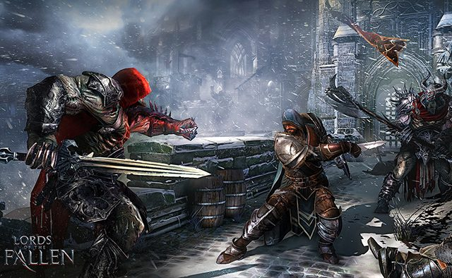 Lords of the Fallen on PS4: A Challenge Worth Facing