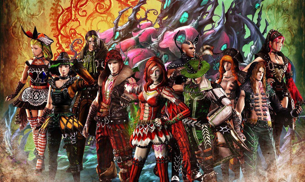 PS Vita: Soul Sacrifice Delta, Freedom Wars, Oreshika Confirmed for N. America