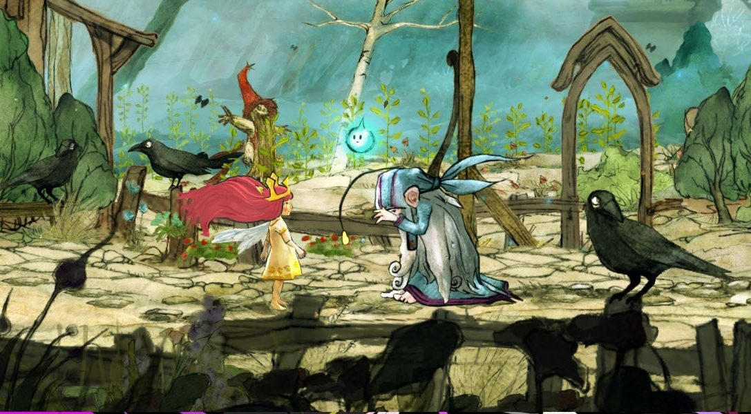 New on PlayStation Store: Child of Light, Daylight, Demon Gaze, more