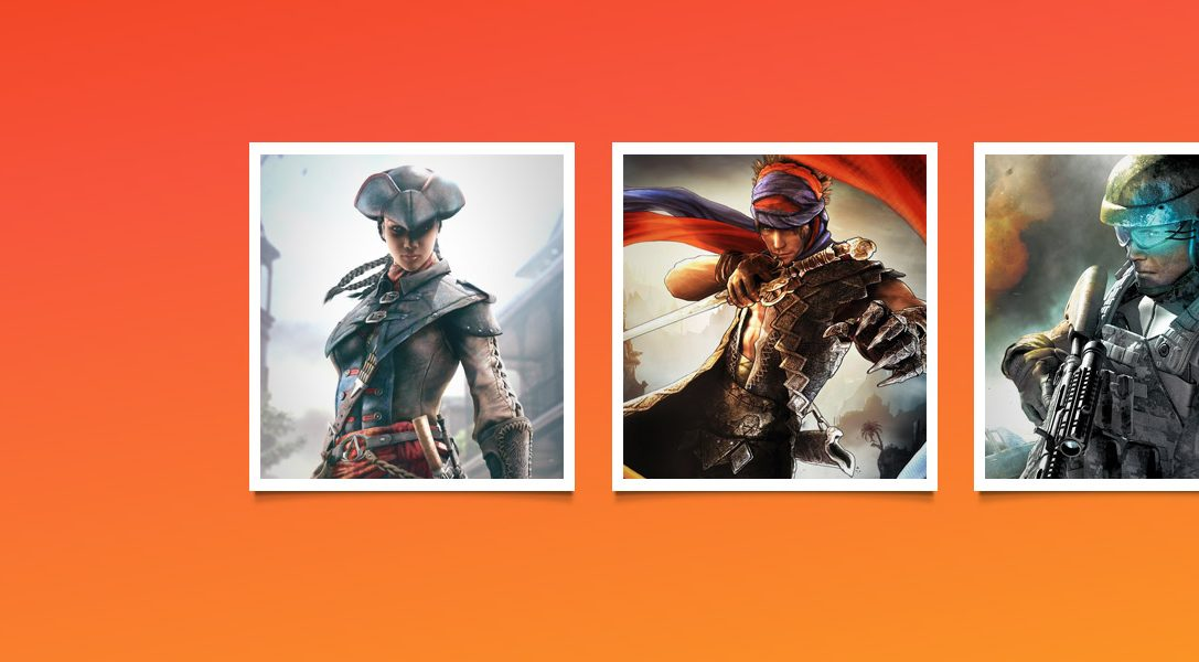 Big savings start today on Assassin's Creed, Far Cry, Rayman, more