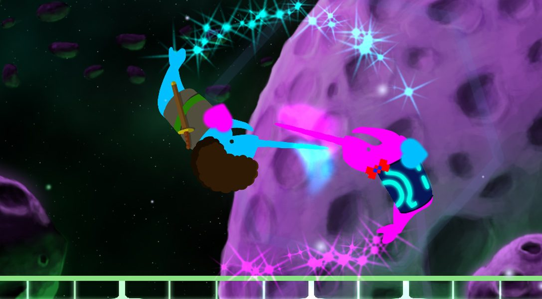 Starwhal: Just the Tip flopping onto PS4, PS3 soon