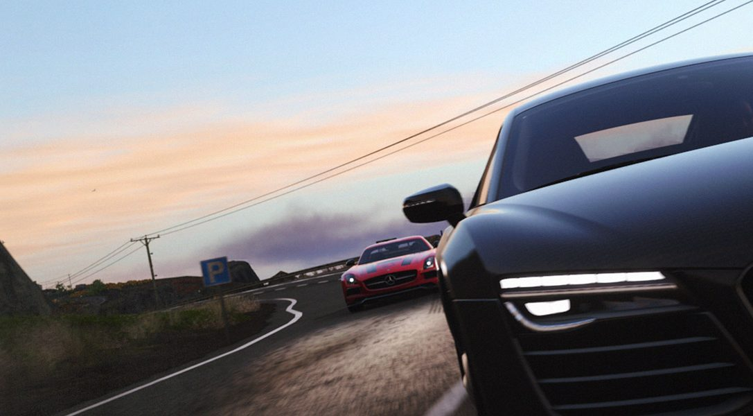 DRIVECLUB release date revealed in brand new trailer