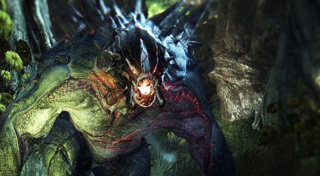 New interactive Evolve trailer showcases 4v1 multiplayer