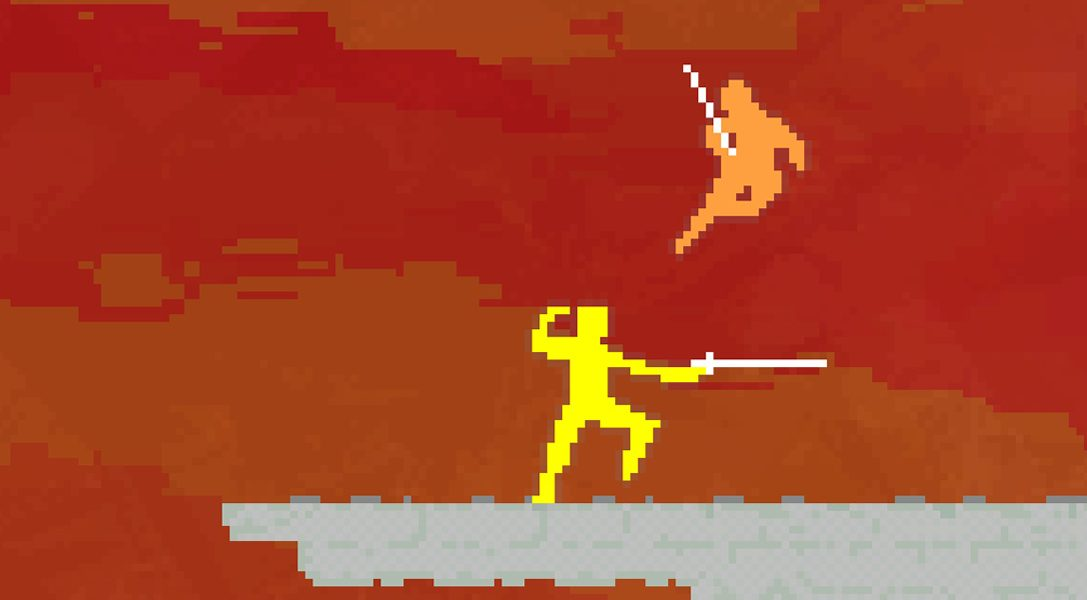 Multiplayer sensation Nidhogg is coming to PS4