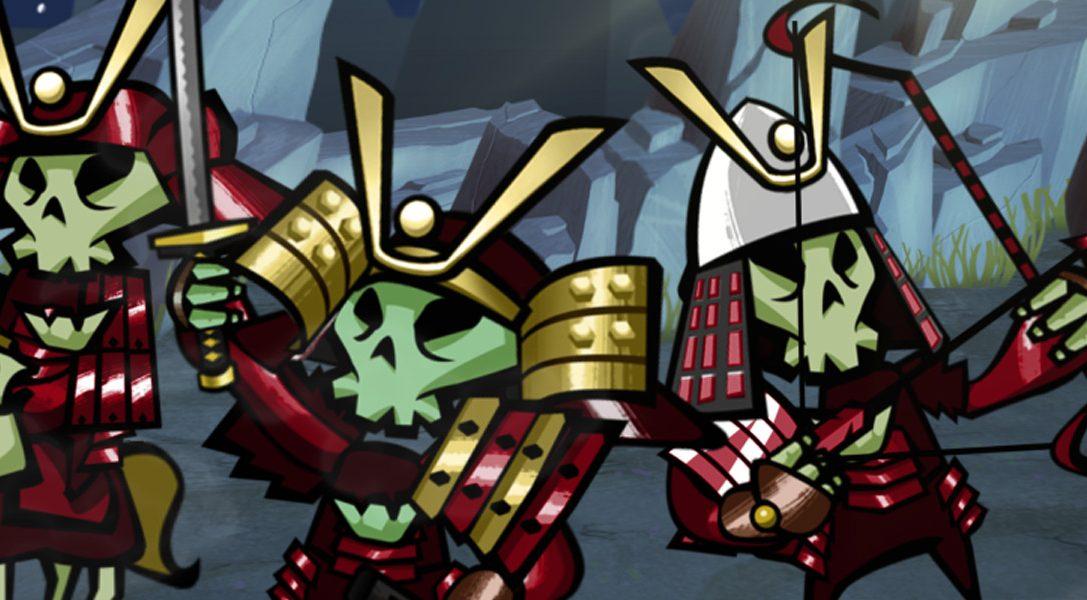 Skulls of the Shogun: Bone-a-Fide Edition rolling onto PS4!