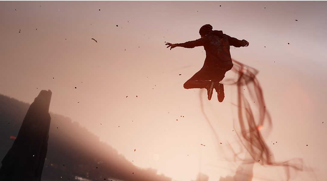 inFAMOUS Second Son update launches tomorrow with new Photo Mode