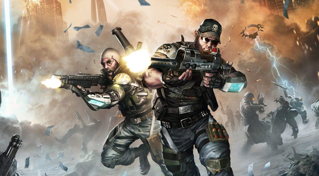 Killzone Mercenary Botzone launches on PS Vita tomorrow