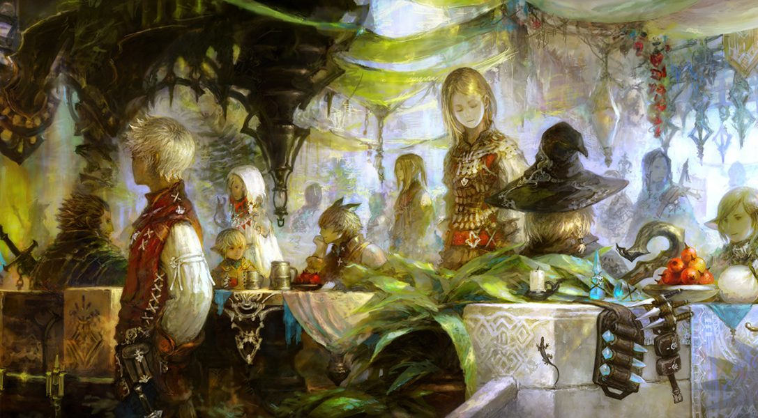 Interview: Final Fantasy XIV: A Realm Reborn launches on PS4 today!
