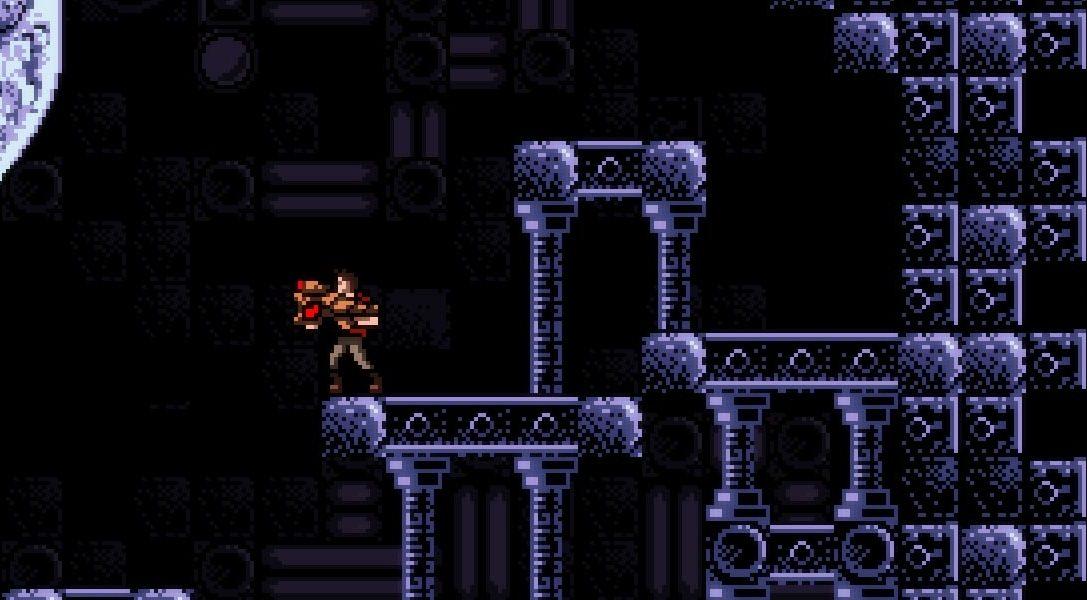 Pub-funded platformer Axiom Verge promises limitless adventure on PS4, PS Vita