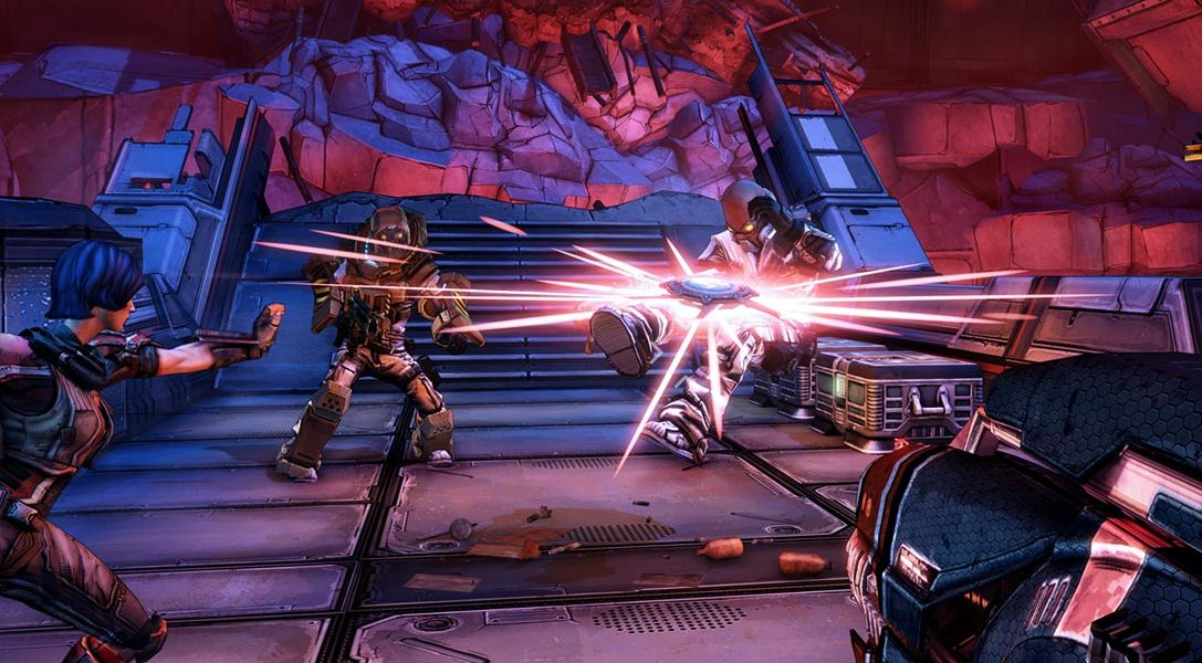 Borderlands: The Pre-Sequel coming soon to PS3