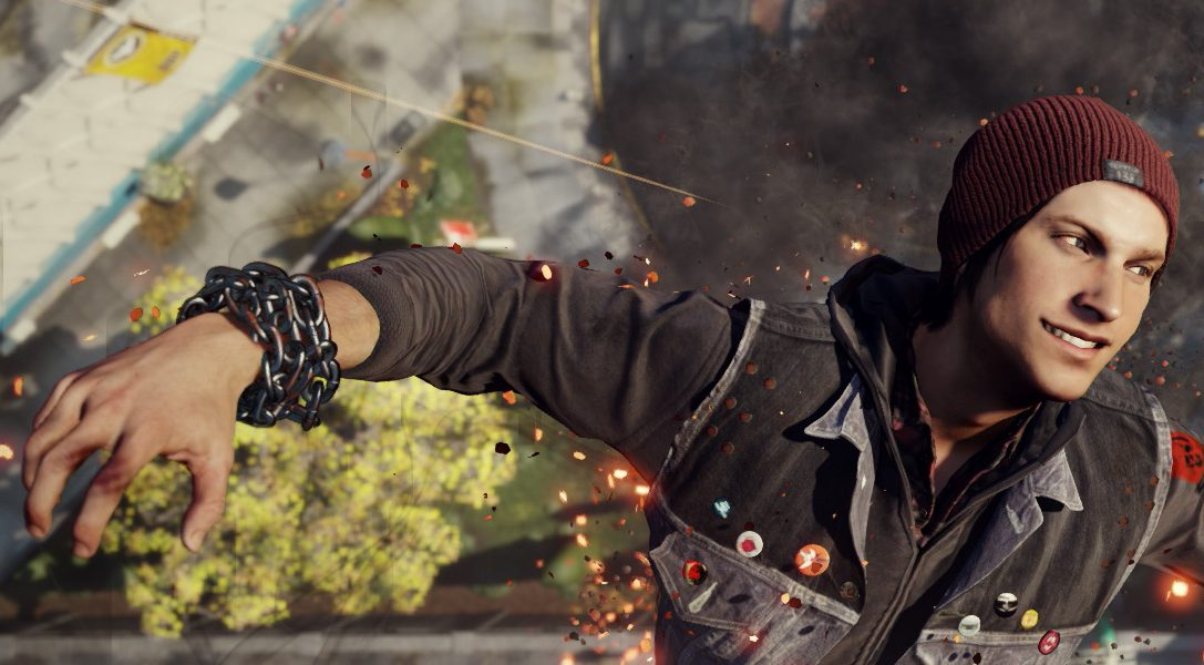 Incoming inFAMOUS Second Son PS4 update to add new features