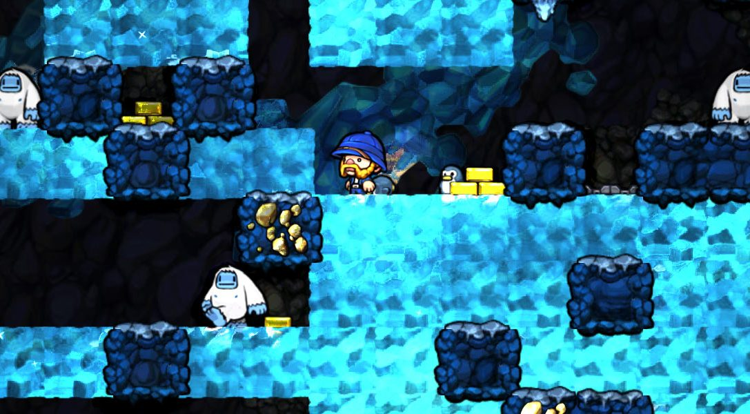 Spelunky is coming soon to PS4