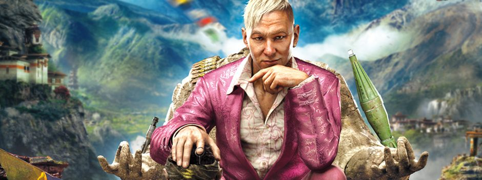 Far Cry 4 – 'Keys to Kyrat' feature is exclusive to PlayStation
