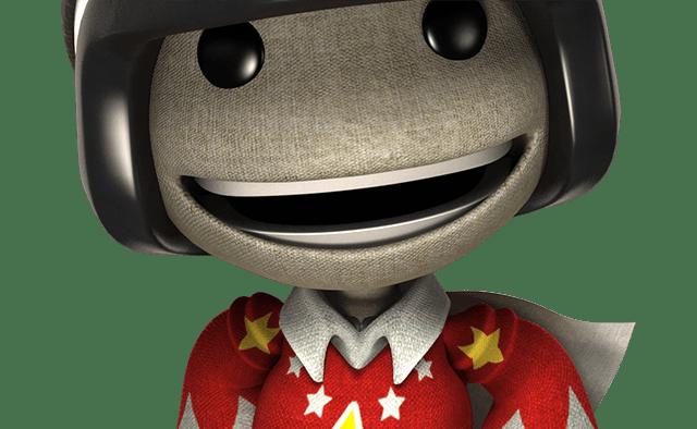 Joe Danger arrives in style to LittleBigPlanet!