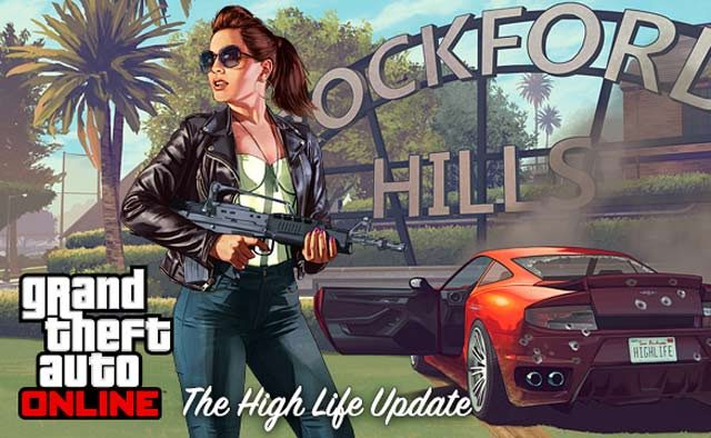 GTA Online: The High Life Update is Out Now