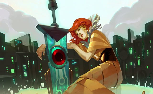 Behind the Music and Sounds of Transistor