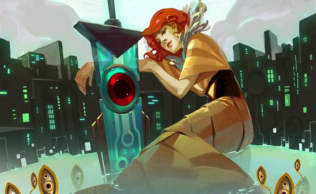 Transistor Out Today, Listen to a Track from the OST