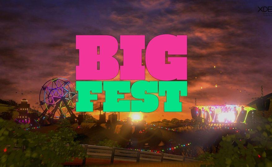 Promote Real Music in BigFest on PS Vita