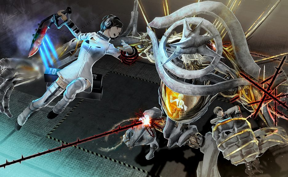Freedom Wars: The World of Panopticon
