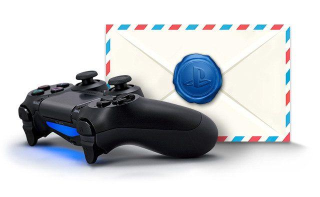 Send PlayStation a Letter
