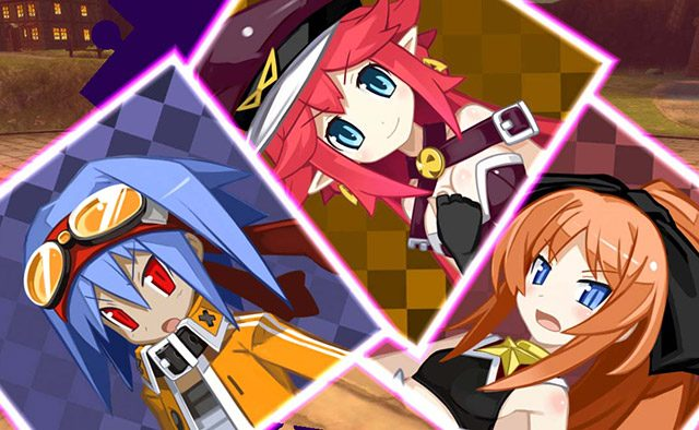 Mugen Souls Z Out Today on PS3