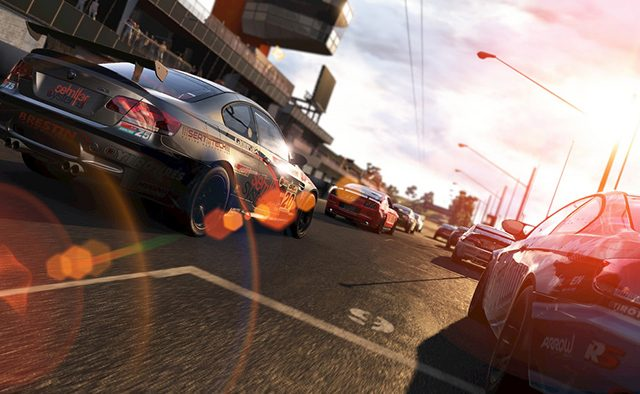 First Look at Project CARS on PS4