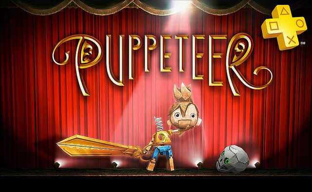 PlayStation Plus: Puppeteer, Surge Deluxe Free for Members