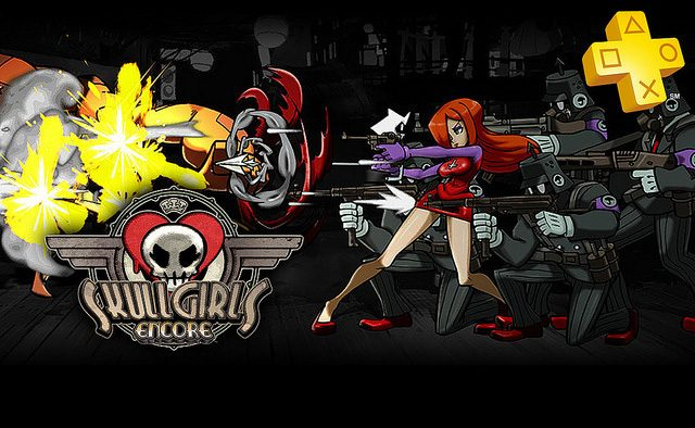 PlayStation Plus: Skullgirls Encore Free for Members