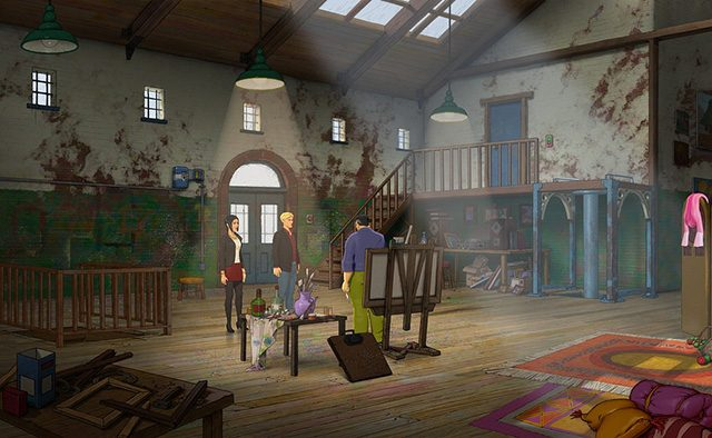 Broken Sword 5 Out Today for PS Vita
