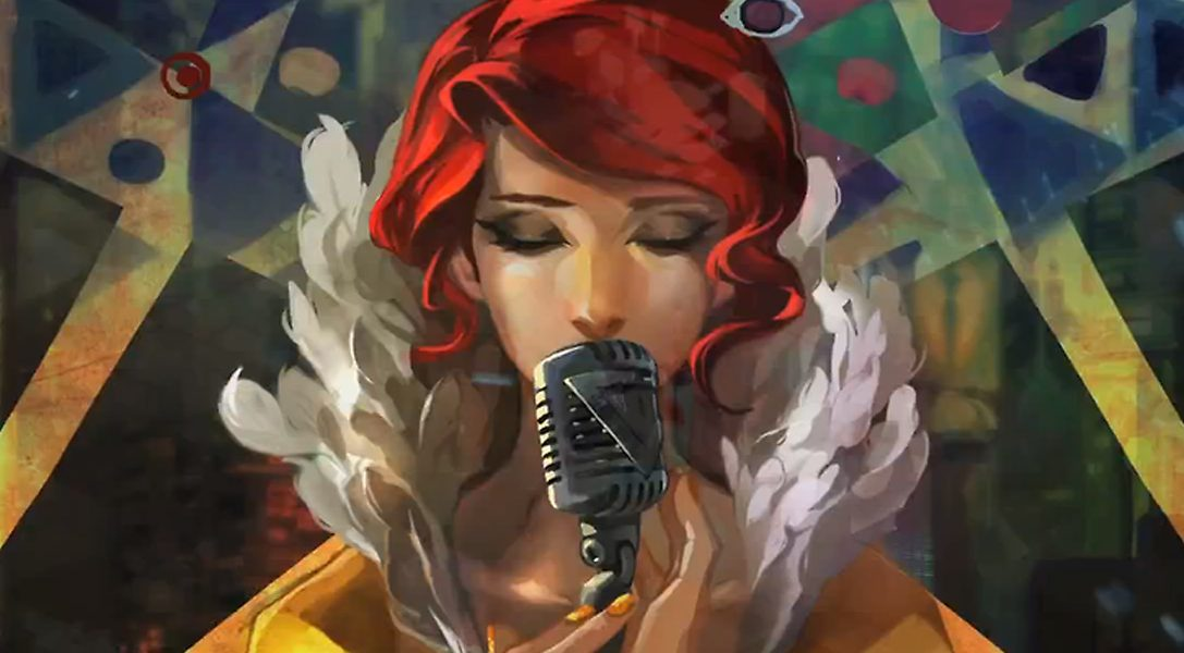 The story behind the stunning music and audio of Transistor on PS4
