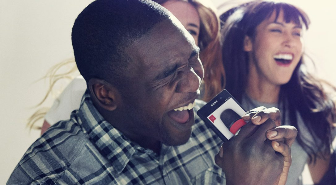 SingStar coming soon to PS4 with free microphone app