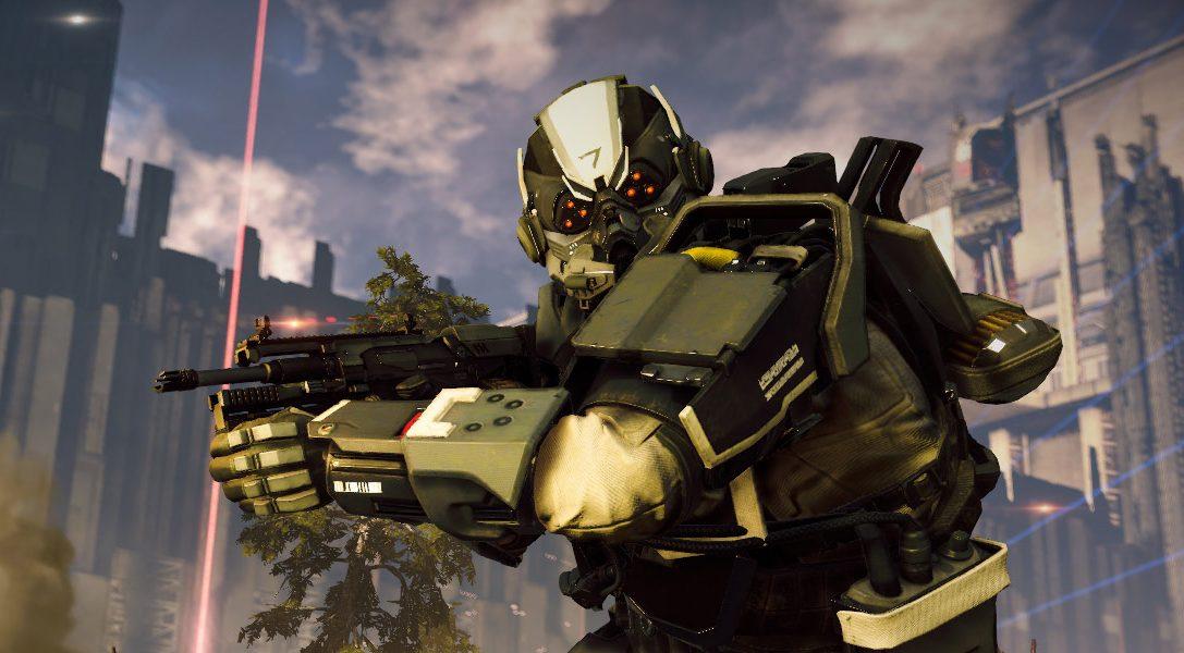 Killzone Shadow Fall Intercept DLC adds online co-op mode