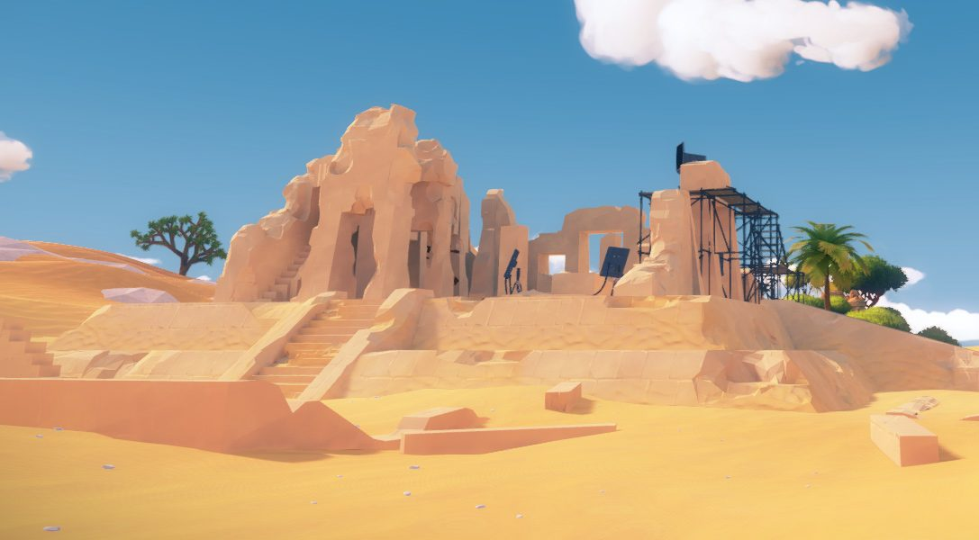The Witness on PS4: A progress report