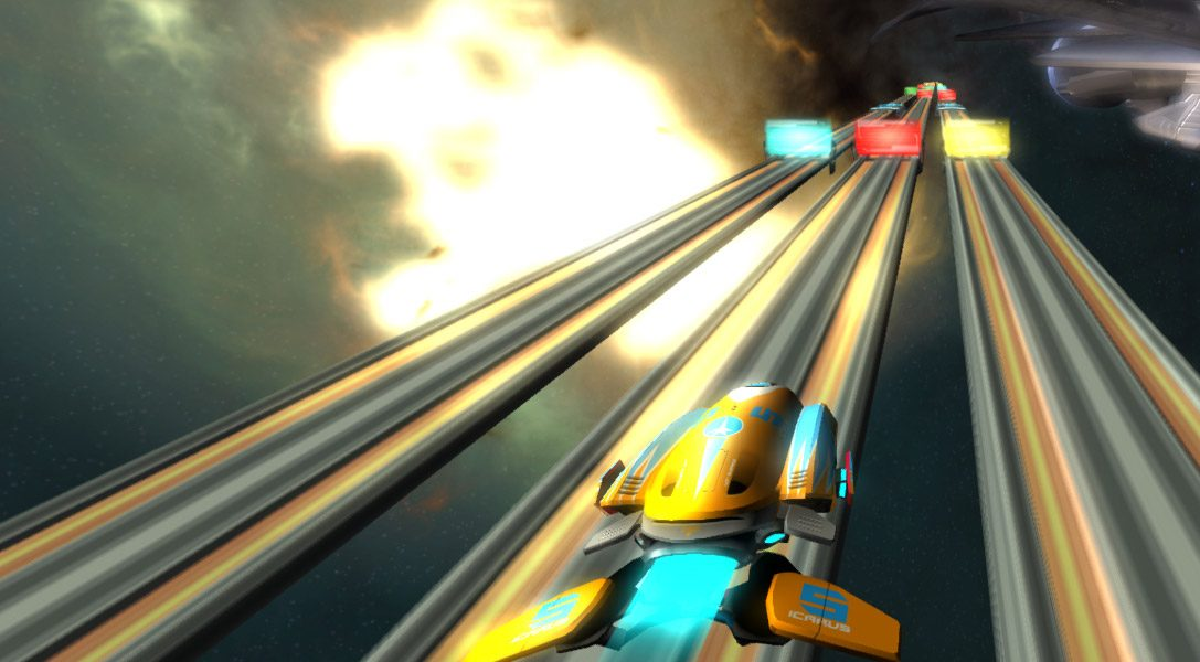 Switch Galaxy Ultra races to PS4 and PS Vita soon