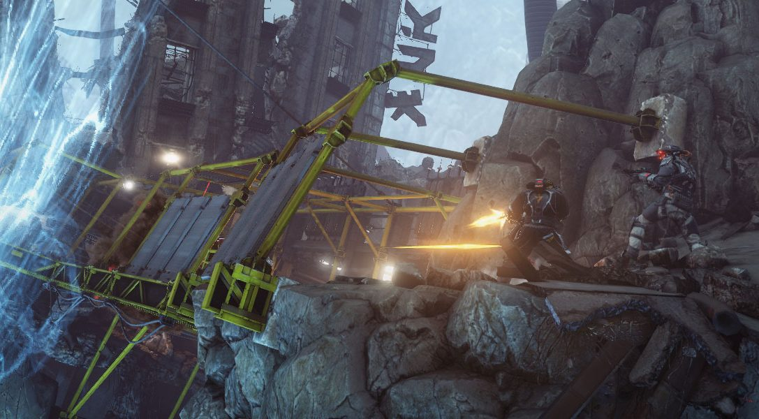Free Killzone Shadow Fall map 'The Canyon' launches today