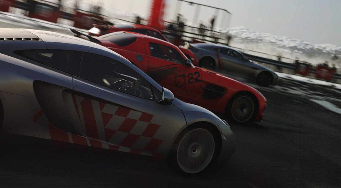 What's included in DRIVECLUB PlayStation Plus Edition? (Update)
