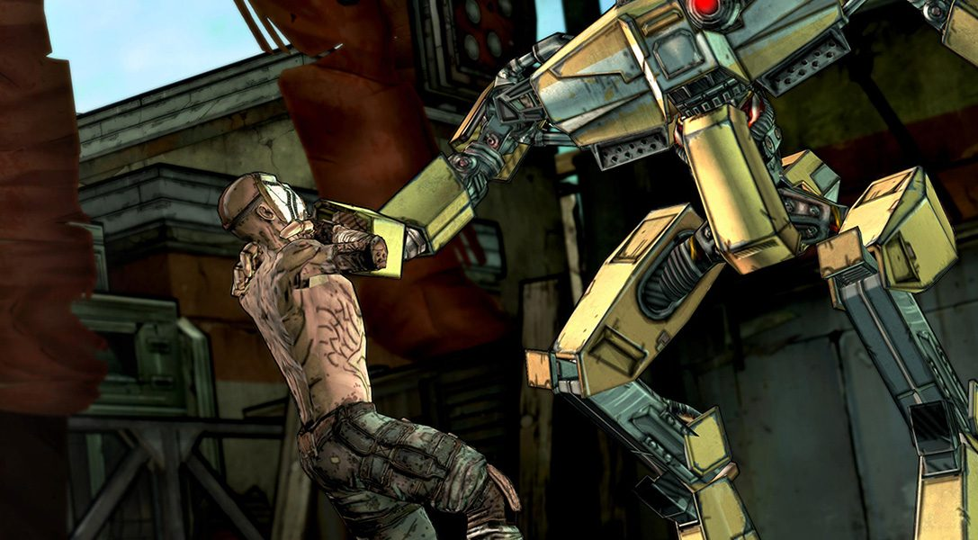 Tales from the Borderlands: First screenshots revealed